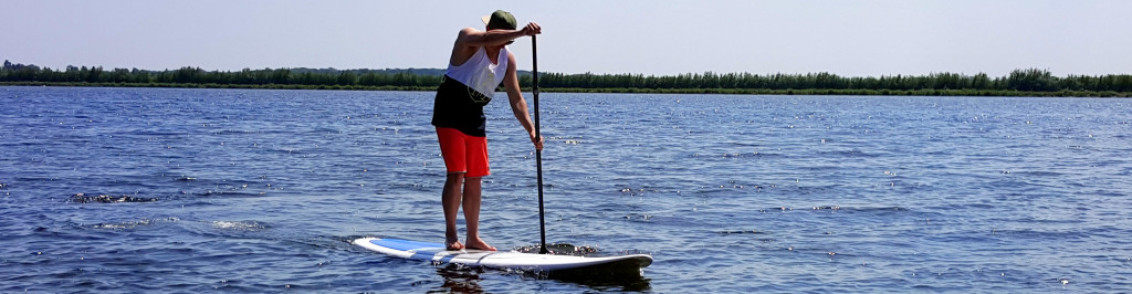 Stand Up Paddle surfschool zeewolde